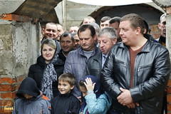 106. The Laying of the Foundation Stone of the Church of Saints Cyril and Methodius / Закладка храма святых Мефодия и Кирилла 09.10.2016