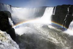 Cataratas do Iguac, brasile (sergio tranquilli) Tags: iguau brasile landscape cataratas sur arcoiris sudamerica