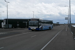 SAM_0772 ([Publicer Transport] Ricardo Diepgrond) Tags: vdl citea 15m meter 3 asser 15meter 8691 holwert veerhaven terminal arriva fryslan friesland
