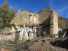 Antiguo molino junto al curso de la Acequia de Aynadamar