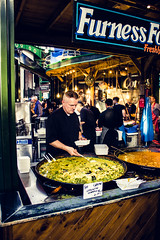 (tomstoker) Tags: street old uk portrait england people food colour london canon lights raw market britain camden lightroom ishootraw canon550d canont2i