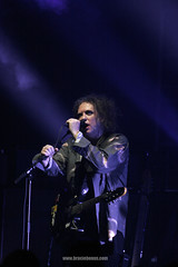 The Cure at the Eventim Apollo in Hammersmith (bruciebonus) Tags: christmas london robert concert december gig smith hammersmith gigs thecure apollo cure odeon robertsmith 2014 eventim