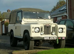 LAND ROVER Series 2A - Perth (scotrailm 63A) Tags: rover landrover