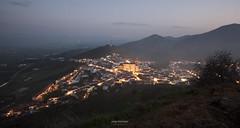 Feria (Jose A. Portero) Tags: light sunset espaa luz atardecer town spain pueblo feria badajoz extremadura