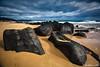 Kauai Beach (JohnWill1970) Tags: ocean usa beach hawaii rocks kauai hdr kauaibeach