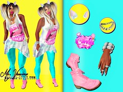 Create the Game, Make the Rules (Ms. Vivacious) Tags: cute kawaii reign ploom thecandyshop highrize kustom9 definedstyle topicofdiscussion krconfections
