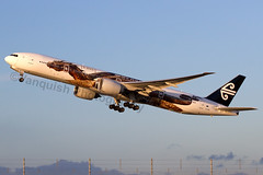 ZK-OKO Air New Zealand The Airline of Middle Earth Smaug Hobbit B777-300ER London Heathrow (Vanquish-Photography) Tags: new london photography ryan heathrow earth aviation air railway zealand airline taylor middle hobbit vanquish smaug the b777300er zkoko vanquishphotography