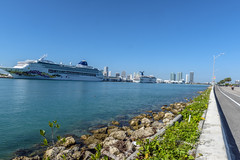 MIAMI Nov 2014_55_resize (marcdelfr) Tags: travel usa tourism buildings landscape florida miami streetphotography scenics