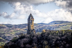 wallace monument (agsmith84) Tags: bridge castle clock church monument rain bluebells photography scotland photo dragonfly stirling picture wallace loch hdr cannons stirlingshire lubnaig ochills darnley