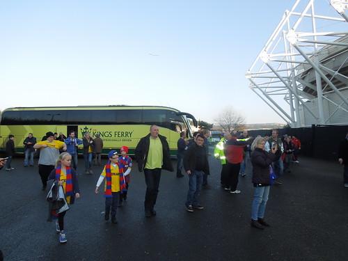 Liberty Stadium - Swansea v Palace