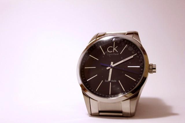 marketing klein watch calvin reloj alta mercadotecnia producto clave