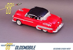 Oldsmobile 1950 Rocket 88 Holiday Hardtop Coupe (lego911) Tags: auto birthday usa holiday classic hardtop car america model gm lego general stock champion super motors chrome 1950s nascar rocket 88 7th coupe challenge 1950 v8 62 olds oldsmobile racer carrera lugnuts panamericana 76 84 moc spaceistheplace miniland futuramic bbody lego911 lugnutsturns7or49indogyears