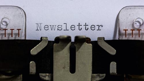 Newsletter by Skley, on Flickr