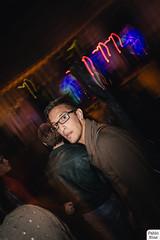 (pabbloelias) Tags: light people bar club night disco lights nikon kitlens nightclub streaks lightroom lightstreaks popupflash vsco lightstrikes nikond3100 vscofilm vscocam