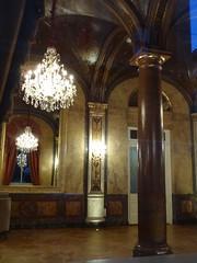 Wien, 1. Bezirk, Canovagasse/Kärntnerring (the art of palais of Vienna), Hotel Imperial (former Palais Württemberg), Café Imperial/Restaurant Opus