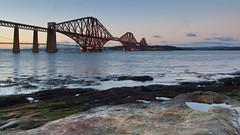 Forth Rail Bridge (gavmroberts1984) Tags: bridge sea water scotland edinburgh south rail forth scot fujifilm firth queensferry