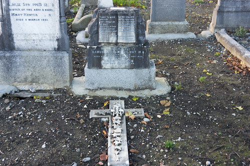 Mount Jerome Cemetery & Crematorium is situated in Harold's Cross Ref-100425