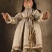 Antique Religious Doll Santa Catalina Convent Arequipa Peru South America