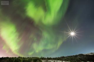 Moonlight Vs. Northern Lights