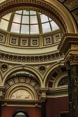 The National Gallery (Cissa Rego) Tags: uk england urban london nikon d70s streetphotography housesofparliament londoneye bigben nationalgallery clocktower poppies remembranceday urbanphotography ferryswheel