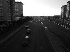 Malaga (yanfuano) Tags: auto road espaa cars spain traffic carretera andalucia fujifilm motor andalusia malaga trafico 2014 autovia fujifilmf200exr