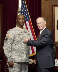 12-16-14 Brigadier General Sylvester Cannon Pinning Ceremony