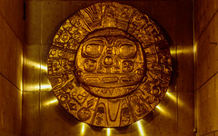 INCA SUN (TOMJAAM) Tags: sun sol peru beautiful inca museum gold shot lima museo capture nacional peruvian oro