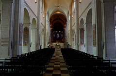 Brunswick cathedral interior