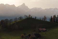 Stockhorn ( Berg mountain montagne ) in den Alpen - Alps bei Heiligenschwendi im Berner Oberland im Kanton Bern in der Schweiz (chrchr_75) Tags: chriguhurnibluemailch christoph hurni schweiz suisse switzerland svizzera suissa swiss kantonbern chrchr chrchr75 chrigu chriguhurni 1411 november 2014 hurni141123 heiligenschwendi berner oberland berneroberland november2014 stockhorn berg mountain montagne alpen alps voralpen