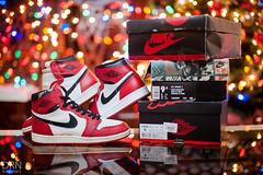 1985, 1994, & 2013 Air Jordan I's. (dunksrnice) Tags: jr rolo 2014 tanedo dunksrnice wwwdunksrnicenet rolotanedo dunksrnicenet rolotanedojr rtanedojr