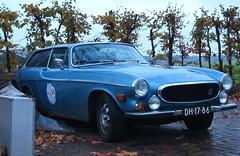 1972 Volvo P1800 ES (rvandermaar) Tags: volvo 1800 p es 1972 import 1800es p1800 sidecode1 dh1786