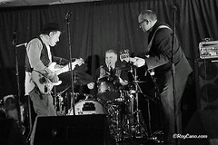 "Robin Bibi band at the Heathlands Boogaloo Blues Weekend December 2014 • <a style=""font-size:0.8em;"" href=""http://www.flickr.com/photos/86643986@N07/15968424858/"" target=""_blank"">View on Flickr</a>"
