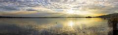Lago di Pusiano (fotopierino) Tags: panorama weather canon project lago mark iii 50mm14 di 5d pusiano paesaggio fotopierino