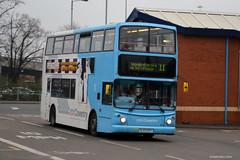 National Express Coventry ALX400 (David K- IOM Pics) Tags: bus national express alexander coventry alx alx400 bj03 bj03euy