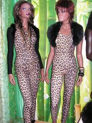 Rootstein Mannequin Ardelle + Monica (capricornus61) Tags: mannequin mannequins display plastic monica schaufensterpuppe nomads figur puppe rootstein schaufensterfigur ardelle podel