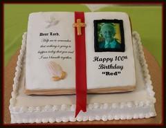 Bible cake by Debbie, Orlando, FL, www.birthdaycakes4free.com
