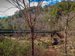 Bridge over Ocoee River (Roy Cohutta) Tags: centennial whitewater unitedstates tennessee trails rapids rafting raft olympics ocoee cohutta turtletown tanasi roycohutta cohuttaroy