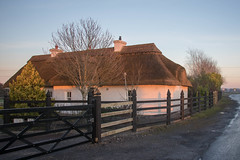 Thatch Roof Cottage-2.jpg (thekidfromcrumlin) Tags: ireland oldcountry kildare thatchroof irishfarmhouse cokildare thatchroofcottage oldsod maddenstown