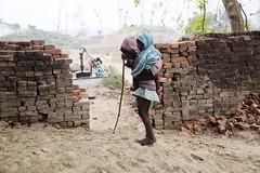 When Winter Comes (pathikdebmallik) Tags: winter children kolkata calcutta malnutrition brickfield tubewell