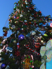 my xmas day tradition is a long long photo-op walk; #43 walking up the 21st street hill, tom taylor and jerome goldstein's xmas-decorated victorian home at 3560 21st St. 12-14* (nolehace) Tags: sanfrancisco street xmas home walking long day walk hill victorian 21st traditions tradition photoop decorated 1214 tomtaylor 3560 nolehace fz35 xmasdecorated jeromegoldstein