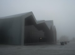 Foggy Winter Morning (Michelle O'Connell Photography) Tags: morning winter mist fog photography riverclyde glasgow invisible michelle tallship partick westend oconnell clydeside riversidemuseum theglenlee