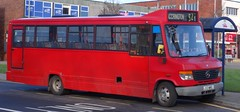 Burnley (Andrew Stopford) Tags: mercedesbenz mm mellor burnley o814 x3mmc
