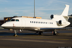 Private Dassault Falcon 7X cn 128 M-INER (Clment Alloing - CAphotography) Tags: sky test cn canon private airplane airport aircraft flight engine ground off aeroplane landing 7d falcon airbus take toulouse airways aeroport aeropuerto blagnac miner spotting tls dassault 128 7x 100400 lfbo