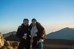 BR1A0138 (Dmitry.mulholland) Tags: friends sunrise volcano hawaii top maui haleakala