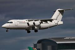 EI-RJE (GH@BHD) Tags: aircraft aviation bae dub airliner avro dublinairport bae146 wx britishaerospace rj85 cityjet bcy eidw 146200 dublininternationalairport eirje