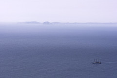 """SDIM9367-sd1- golfo di Napoli,  """"Sea Cloud"""". (ciro.pane) Tags: italien italy italia sigma di punta napoli sorrento capo golfo merrill foveon storico miseno veliero promontorio sd1 campanella seacloud navigazione"""