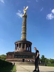 Siegessule - Kolumna Zwycistwa (Przemysaw K.) Tags: berlin siegessule kolumnazwycistwa