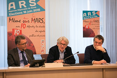 Campagne lections dans les ARS (www.force-ouvriere.fr) Tags: ars sant lections mailly fblanc snfocos