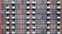 Rve Condominiums (Jack Landau) Tags: toronto architecture facade minimalism condominiums rve