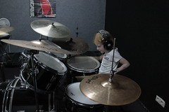 Abby-drumles-496 (leoval283) Tags: percussion abby nora lessons rockschool drummen fruitweg